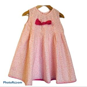 Isabel Garreton 3 pink floral summer sun dress